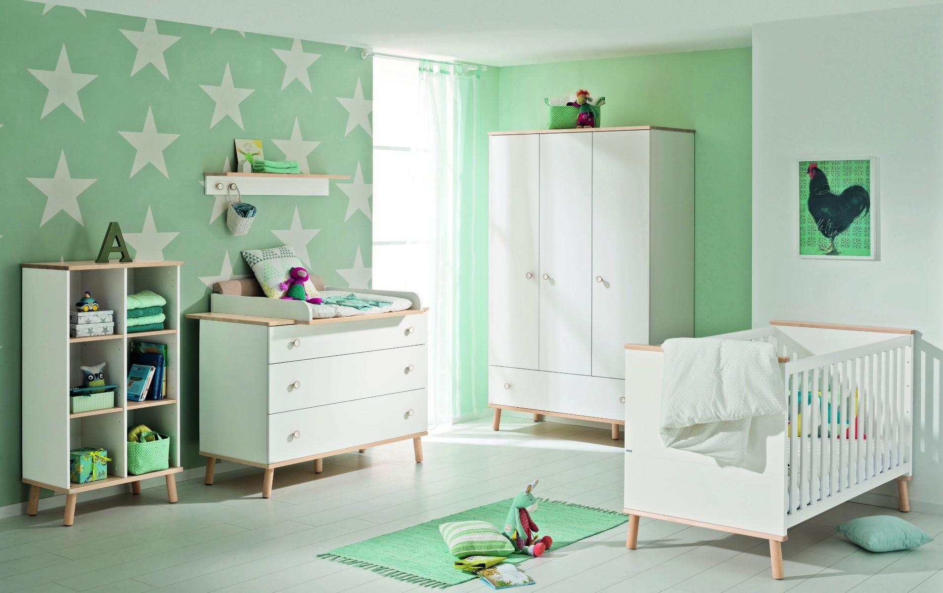 Babykamer Compleet Te Koop.Paidi Complete 3 Delige Babykamer Ylvie Online Kopen Babyplanet