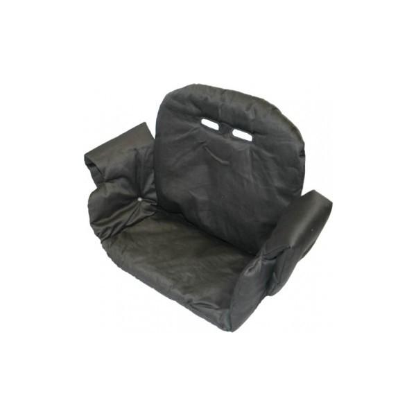 Stoelverkleiner Voor Kinderstoel.Tiamo Stoelverkleiner Antraciet Actie Babyplanet Nl Kinderstoelen
