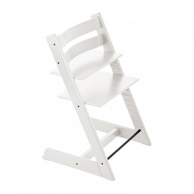 Stokke Kinderstoel Aanbieding.Stokke Tripp Trapp White