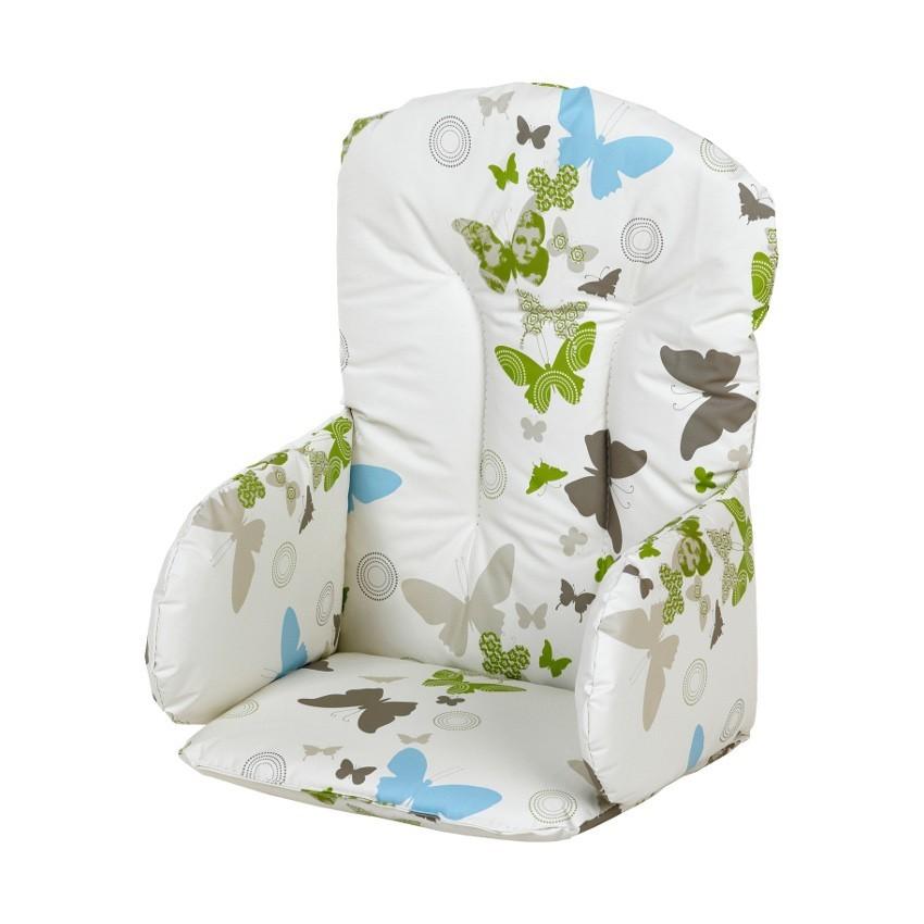 Stoelverkleiner Voor Kinderstoel.Stoelverkleiner Vlinders Babyplanet Online Stoelverkleiner Kopen