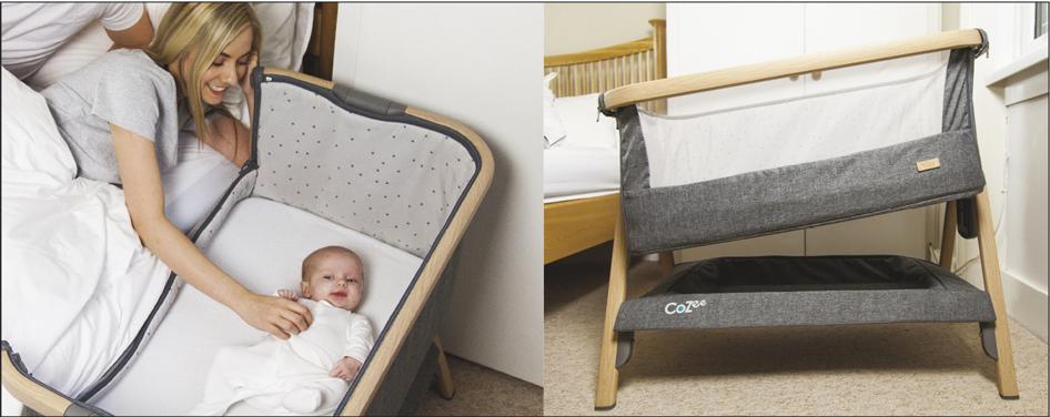 Baby Bed Wieg.Blog Wat Is Het Verschil Tussen Rooming In En Een Co Sleeper