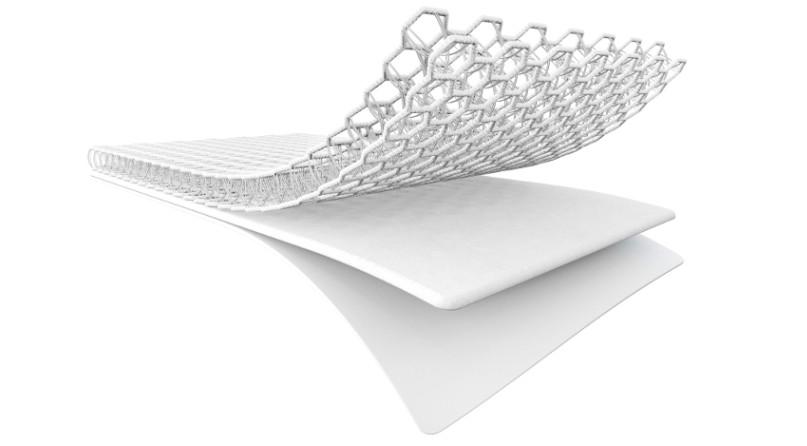 Aerosleep Matras Ledikant : Aerosleep matras natural pack 60x120cm matrassen online