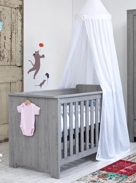 Coming kids ledikant zanzi online kopen babyplanet for Tweeling ledikant