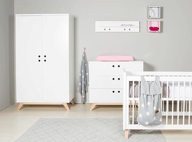 bopita babykamer lynn | hippe babykamer online kopen | babyplanet, Deco ideeën