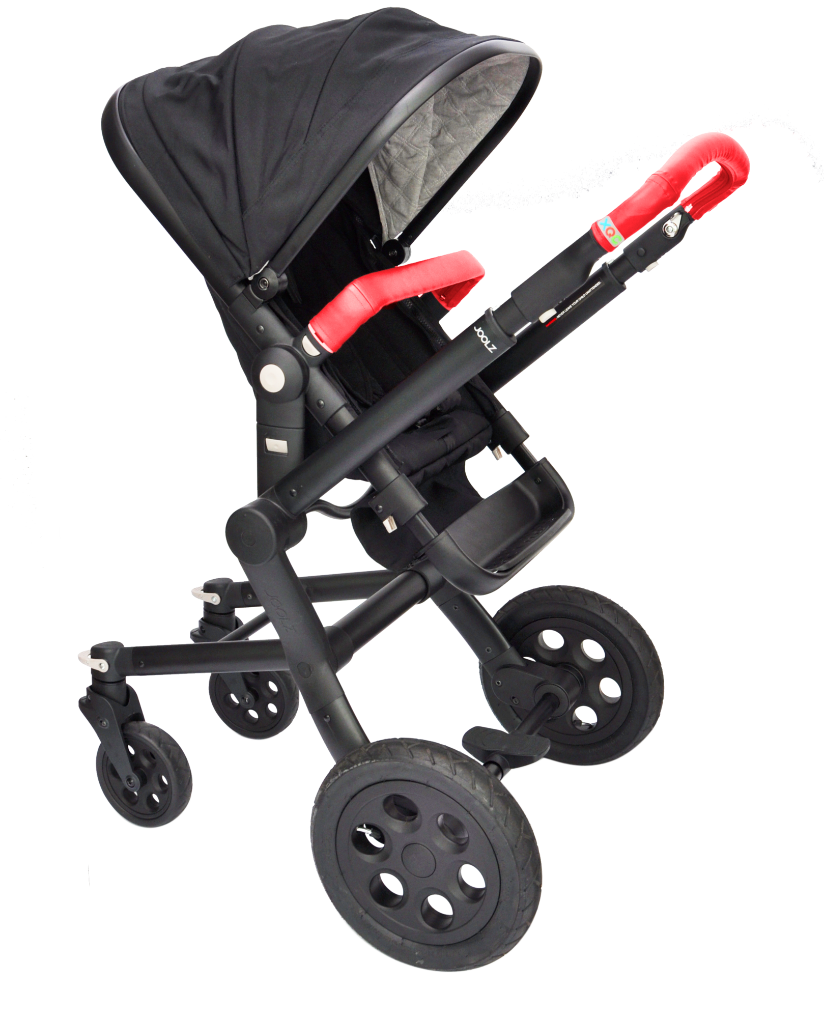 Fabulous XQC Duwstang hoes voor de kinderwagen | beugel | Joolz Bugaboo  PL-68