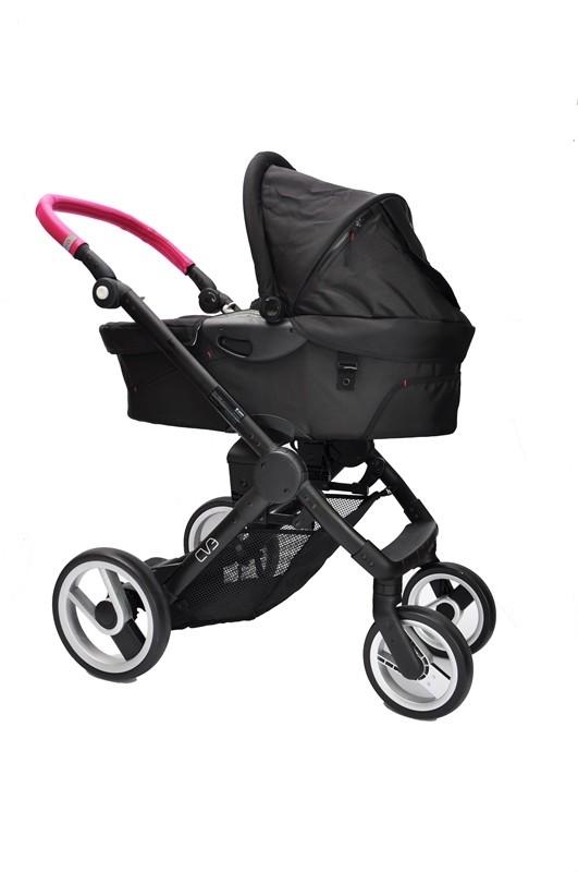 Genoeg XQC duwstang hoes voor de Mutsy kinderwagen | BabyPlanet UV-76