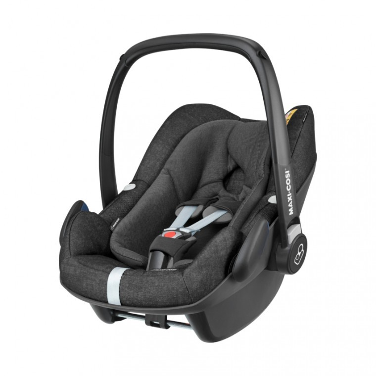 maxi cosi pebble plus nomad black online kopen babyplanet. Black Bedroom Furniture Sets. Home Design Ideas