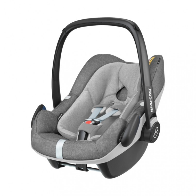 maxi cosi pebble plus nomad grey online kopen babyplanet. Black Bedroom Furniture Sets. Home Design Ideas