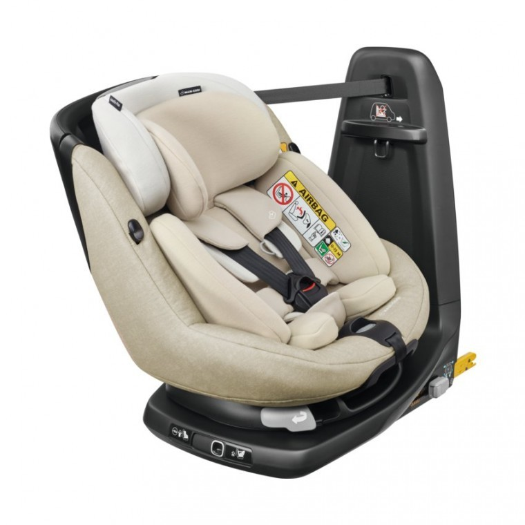 maxi cosi axissfix plus nomad sand online kopen babyplanet. Black Bedroom Furniture Sets. Home Design Ideas